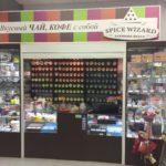 Spice wizard: вывеска из пвх с объемным фигурным элементом без подсветки.